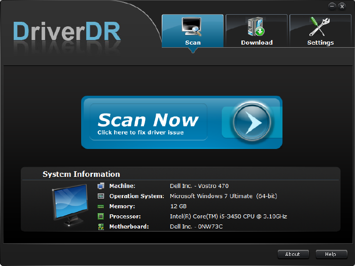driver-updater-interface