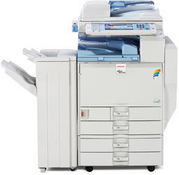 Ricoh Aficio MP C3502 Printer PCL5c Treiber Windows XP