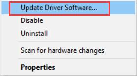 how to fix keyboard driver